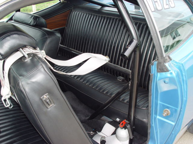 1974 Blue Dodge Dart DART SPORT Coupe with Black interior