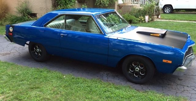 "1974 Dodge Dart ""Stinger"" for sale: photos, technical ..."