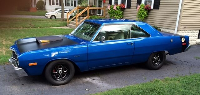 """Muscle Cars With Good Gas Mileage >> 1974 Dodge Dart """"Stinger"""" for sale: photos, technical specifications, description"""