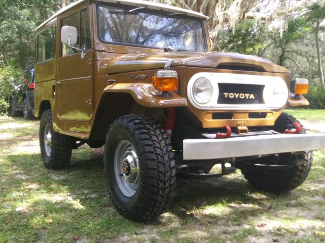 1974 Toyota Land Cruiser Landcruiser
