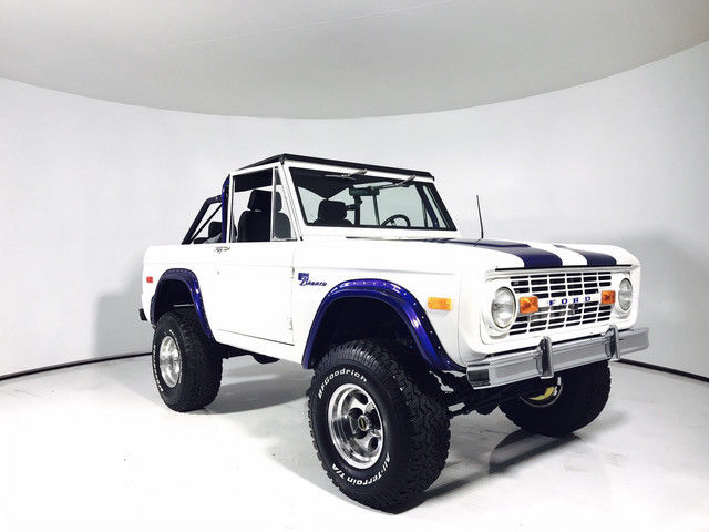 1974 Ford Bronco --