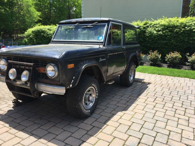 1974 Ford Bronco unknown