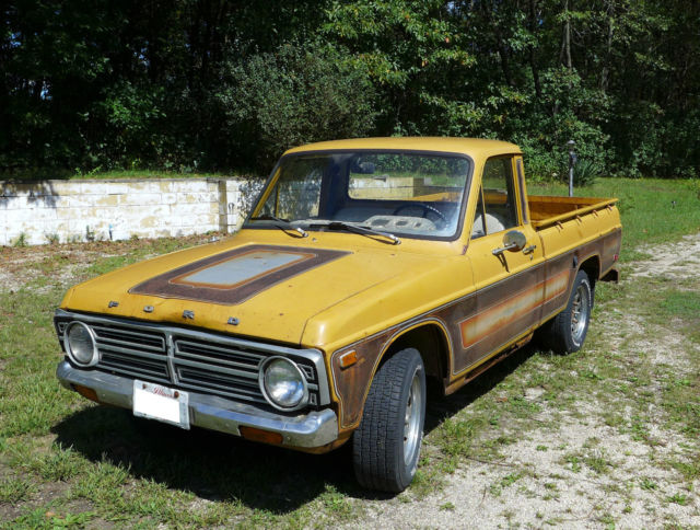 1974 Ford Other Pickups