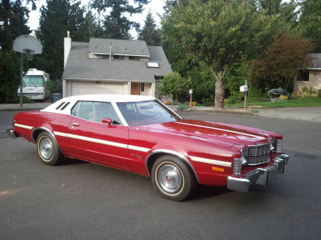1974 Ford Gran Torino Elite For Sale Photos Technical