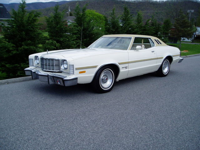 1974 Ford Gran Torino Elite    16K MILES     MUST SEE    for