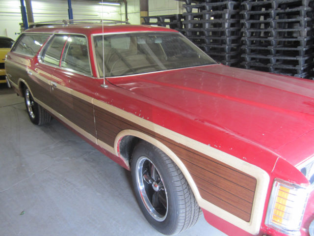 1974 Ford Other LTD Country Squire
