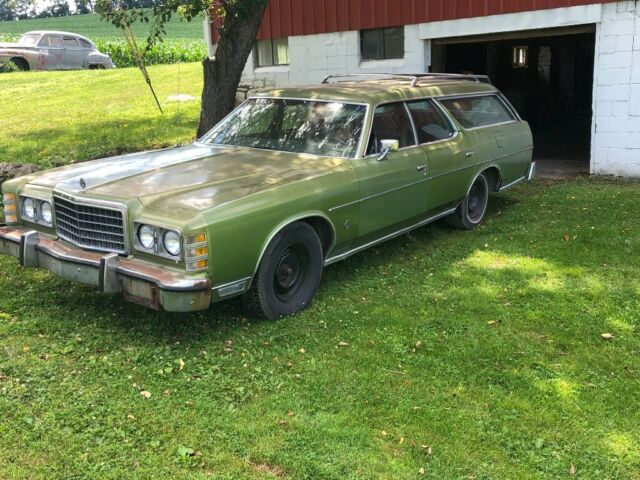 1974 Green Ford Other Station wagon Wagon with Green interior