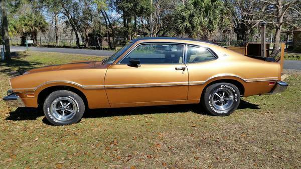 1974 Ford MAVERICK Sedan 2 door
