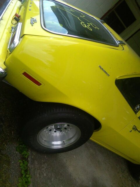 Ford Pinto Sedans And Ford: 1974 Ford Pinto For Sale: Photos, Technical Specifications