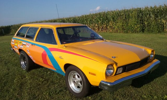 1974 ford pinto wagon 425 buick nailhead motor fast sweet ride drag car for sale photos. Black Bedroom Furniture Sets. Home Design Ideas