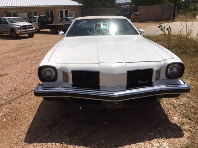 1974 Oldsmobile Cutlass