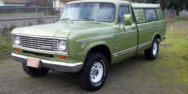 1974 International Harvester 100