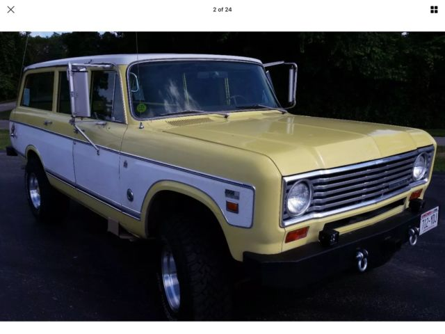 D Series International Pick Up X Orig Miles Eastern Oregon Truck furthermore B besides Ford Bronco Ranger Running Gear Ready To Go Lgw further  likewise Martin T. on 1974 international 392 engine
