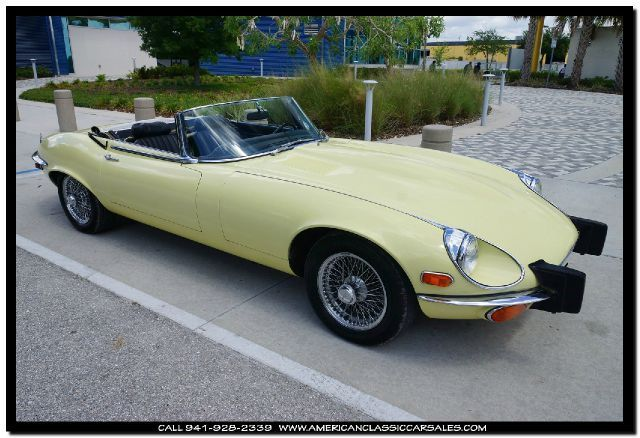 19740000 Jaguar E-Type XKE