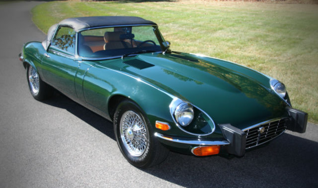 1974 Jaguar E-Type XKE