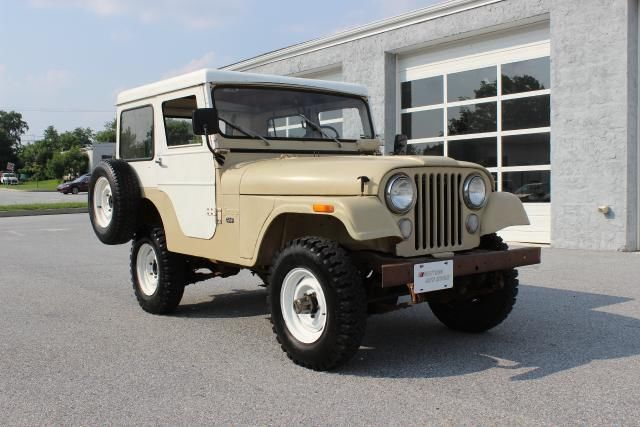 1974 jeep cj 5 factory 304 v8 meyer hardtop 44k miles cj 3sp 4x4 amc Jeep CJ8 Hardtop 1974 jeep cj 5 factory 304 v8 meyer hardtop 44k miles cj 3sp 4x4 amc