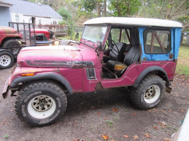1974 Jeep CJ Renegade