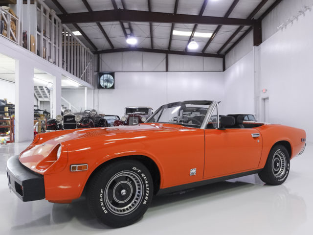 1974 Other Makes Jensen-Healey