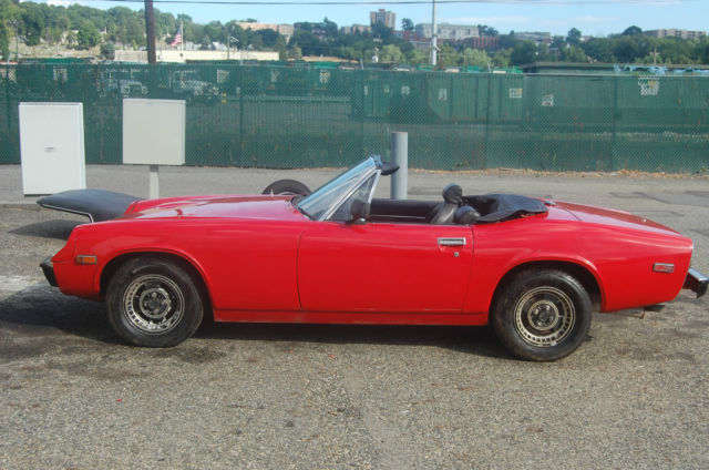 1974 Other Makes Jensen Healey