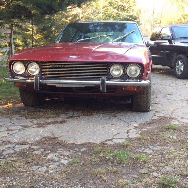 1974 Other Makes Interceptor