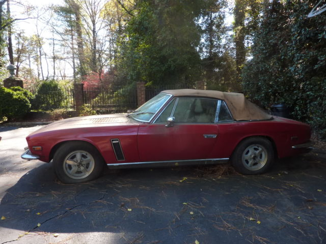 1974 Other Makes Interceptor Convertible