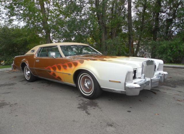 1974 Lincoln Continental Lincoln Continental Mark Series