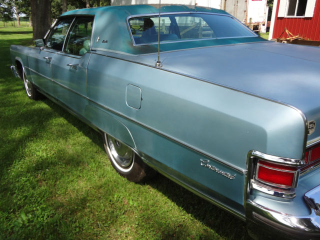 1974 Lincoln Continental Town Car 2nd Owner Original 60000 Miles