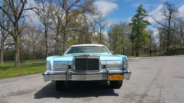 1974 Lincoln Other Cartier edition