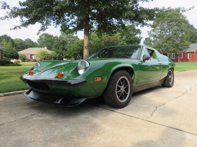 1974 Lotus Europa Special for sale photos technical
