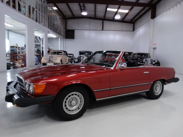 1974 Mercedes-Benz SL-Class 450SL ONLY 79,205 ACTUAL MILES! STUNNING!