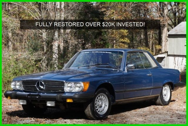 1974 Mercedes-Benz 400-Series WE OFFER SHIPPING 1-800-964-6112