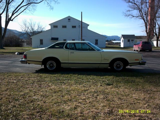 1974 Mercury Cougar For Sale  Photos  Technical