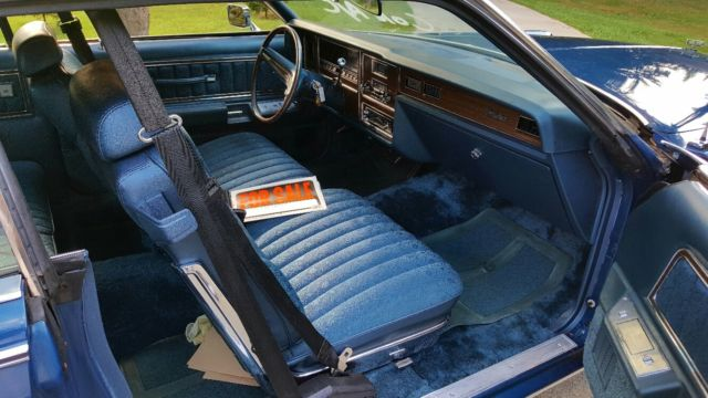 1974 Mercury Marquis Brougham For Sale Photos Technical