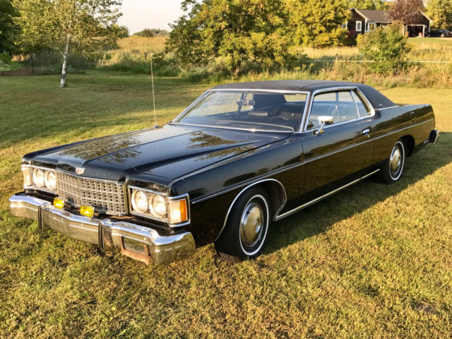 1974 Mercury Monterey Custom