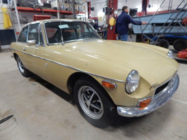 1974 MG Other