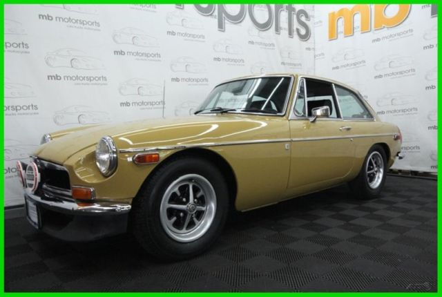 1974 Other Makes MGB GT