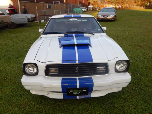 1974 Ford Mustang Cobra