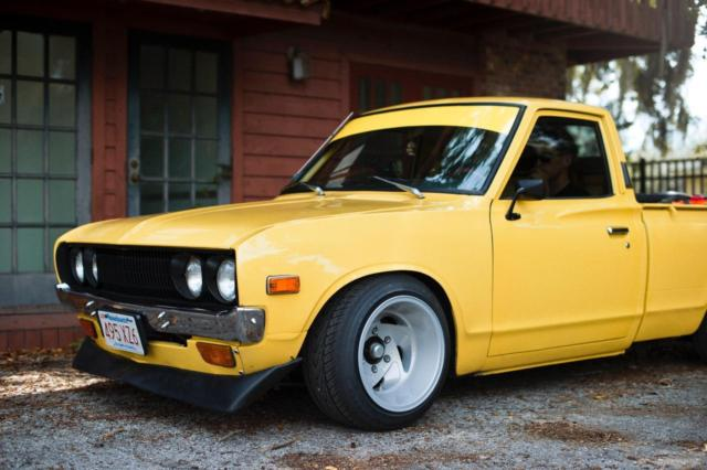 1974 nissan datsun 620 ka24de for sale: photos, technical ...