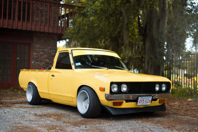 1974 Nissan Datsun 620 Ka24de Lowered Reserve For Sale