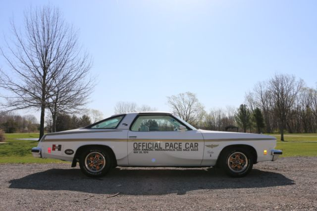 1974 Oldsmobile Cutlass 442 HURST /OLDS INDY 500 PACE CAR