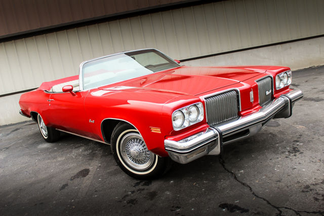 1974 Oldsmobile Eighty-Eight
