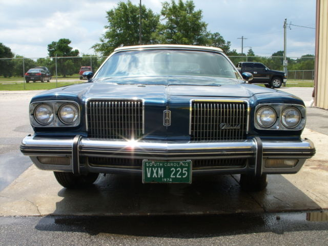 1974 Oldsmobile Eighty-Eight Royale