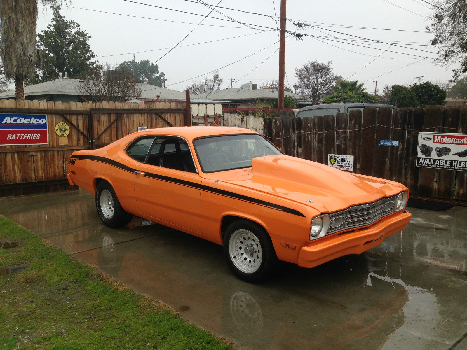 1974 Plymouth Duster Duster