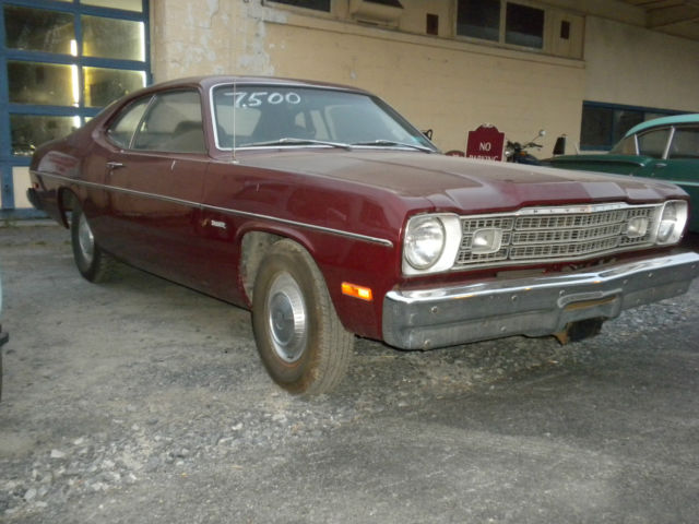 19740000 Plymouth Duster