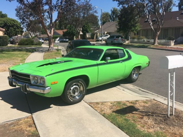 1974 Plymouth Road Runner Satellite