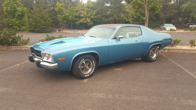 1974 Plymouth Satellite Satellite