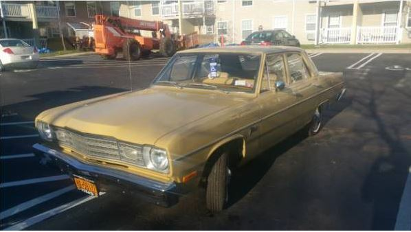 1974 Plymouth Valiant Sedan