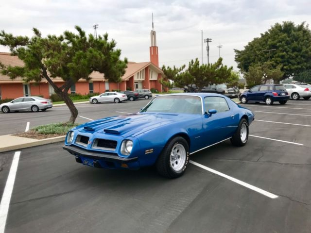 1974 Pontiac Firebird Coupe