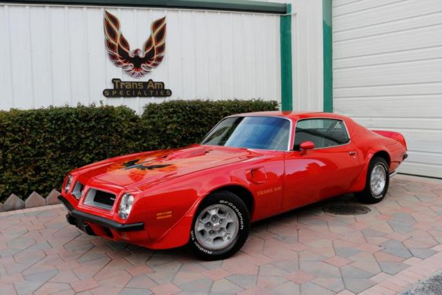 1974 Pontiac Trans Am SD
