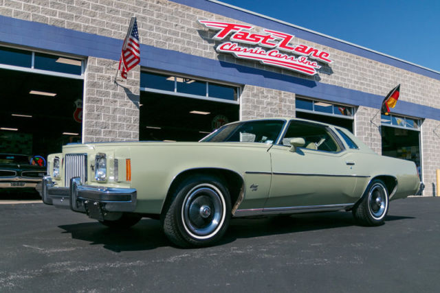 1974 Pontiac Grand Prix 1 Owner